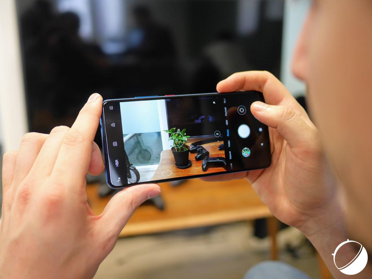 L'appareil photo du Xiaomi Mi9T