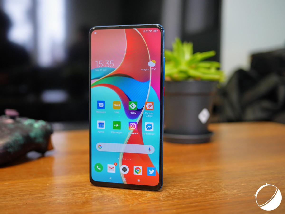 Le Xiaomi Mi 9T, alias Redmi K20