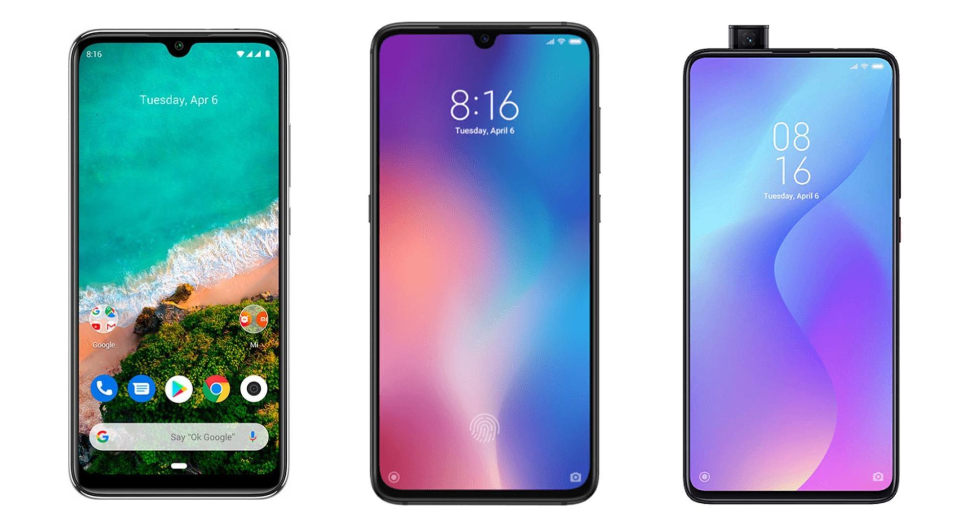 Quel Smartphone Xiaomi Acheter En Décembre 2019