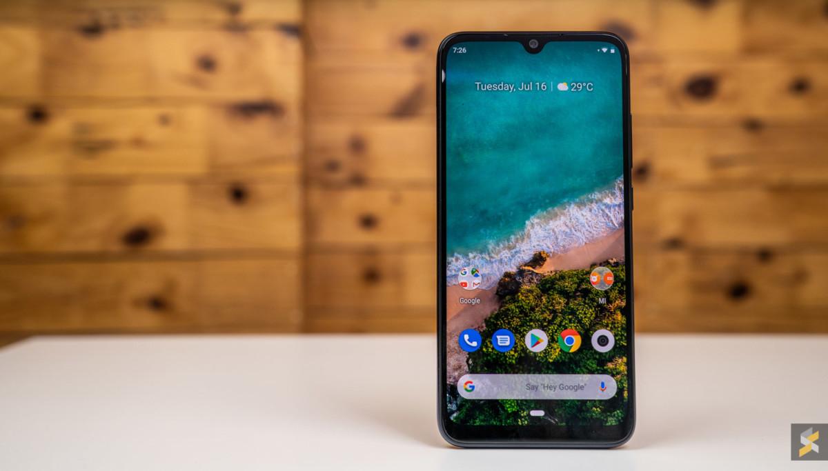 Xiaomi Mi A3 (Android One) : déjà pris en main avant son officialisation