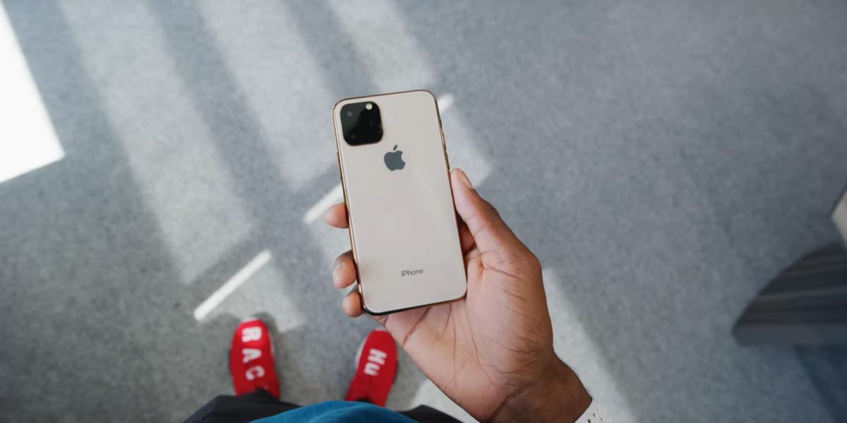iPhone XI : cette vidéo permet d'admirer le design des trois modèles