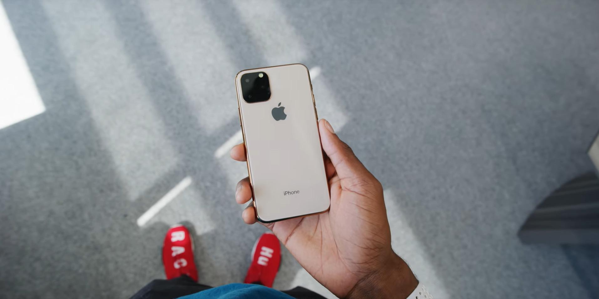 Apple iPhone 11 : les fiches techniques des trois appareils apparaissent en ligne
