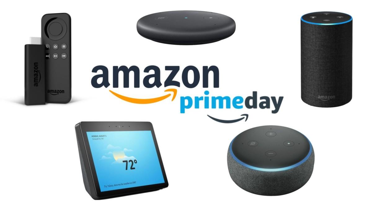 🔥 Prime Day 2019 : tous les appareils de la gamme Echo à prix cassés