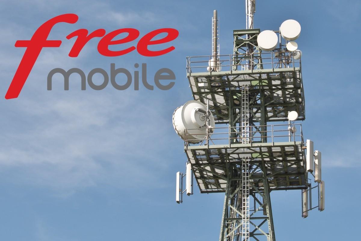 Pour la 2G, Free mobile utilise déjà les antennes d'Orange