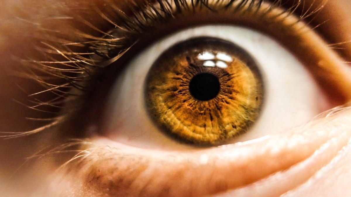 Zoomer en clignant des yeux : voici la promesse de ces lentilles de contact