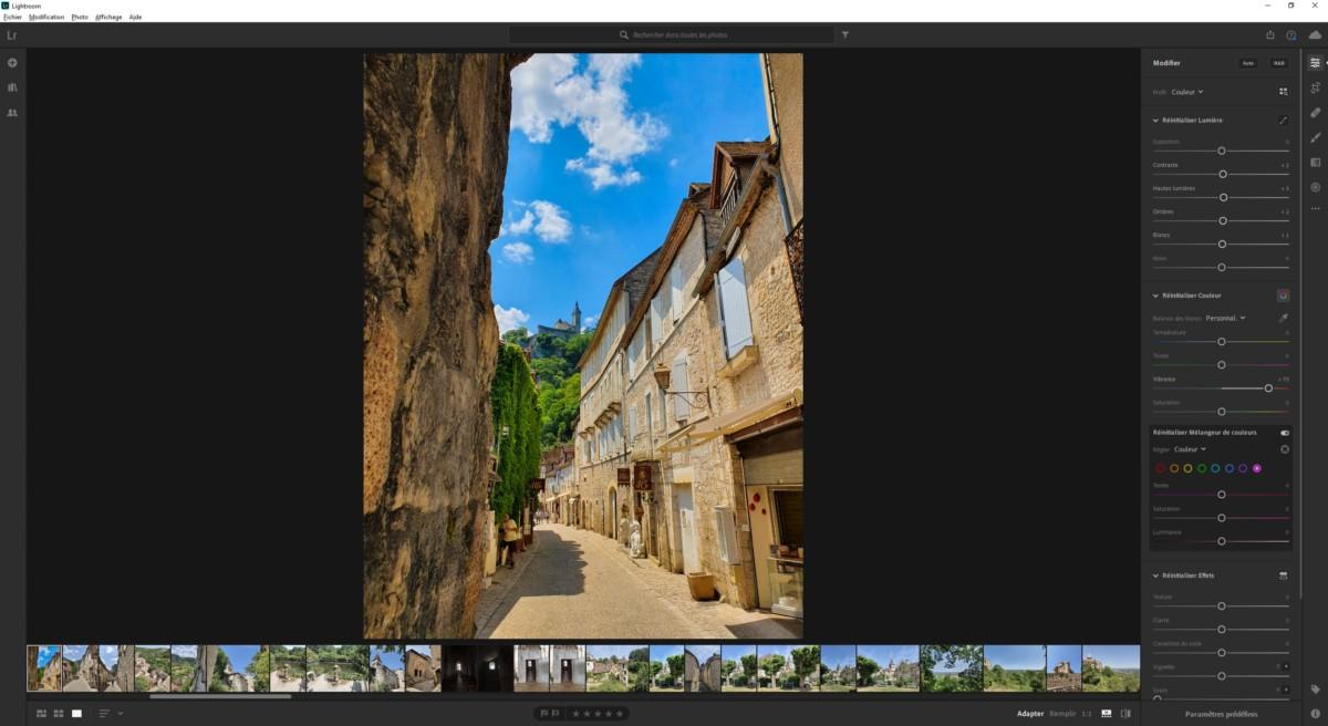 Saturer les couleurs permet de donner plus de cachet à une photo. Mais attention à ne pas en abuser!