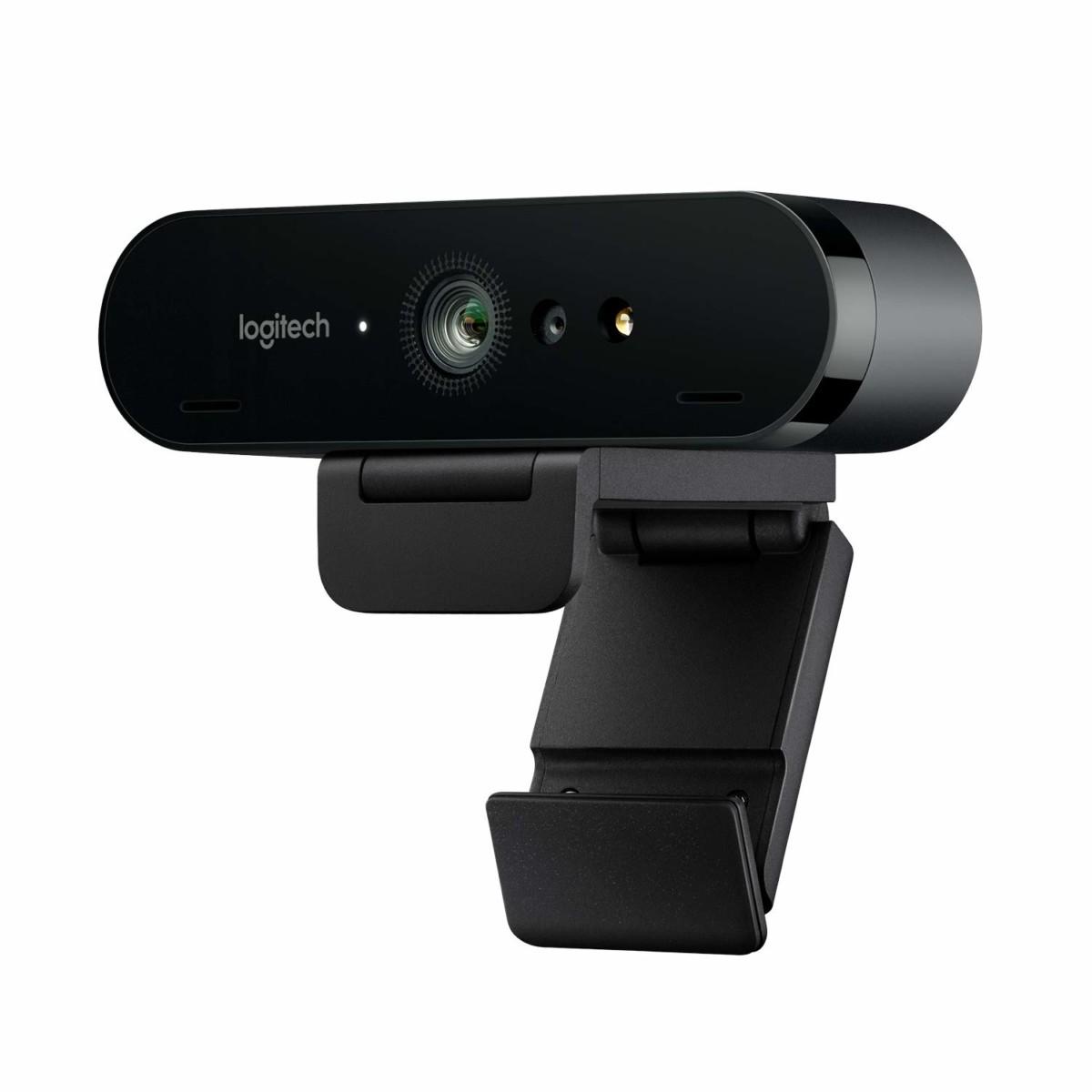 La caméra Logitech Brio 4K gère la reconnaissance faciale Windows Hello
