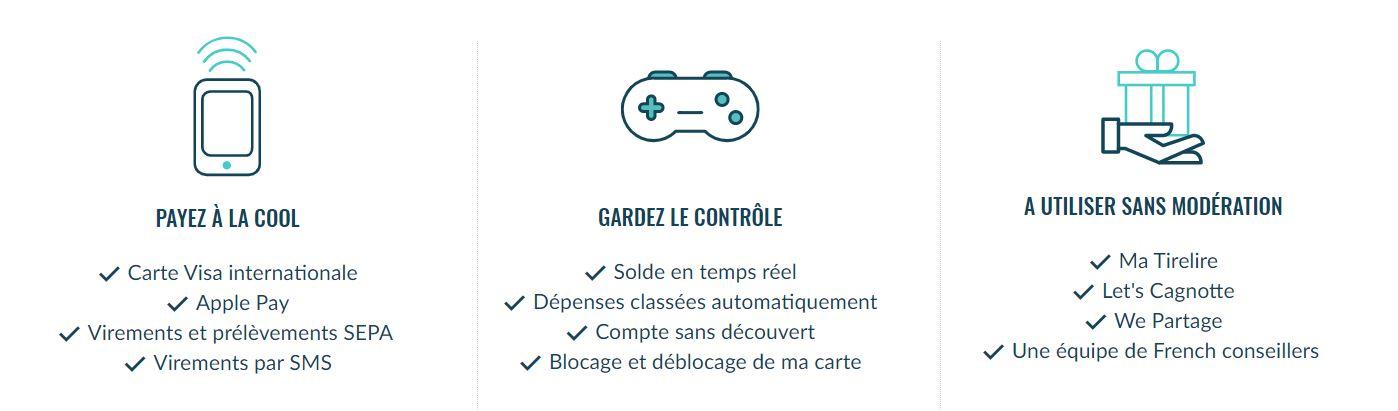 Chez Ma French Bank on « paye à la cool » et on « garde le contrôle » avec une manette Super NES