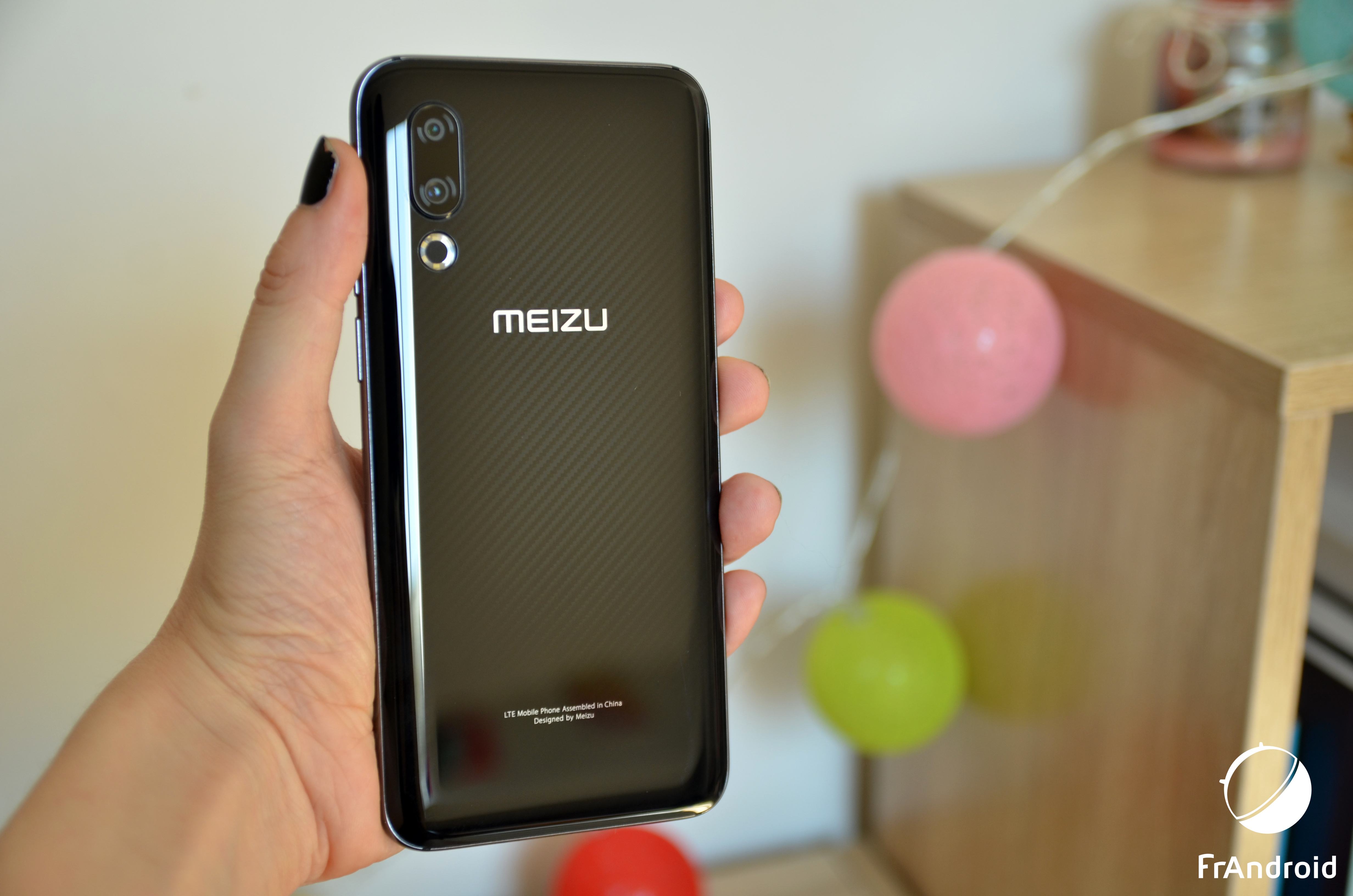 Test Meizu 16s : notre avis complet - Smartphones - FrAndroid