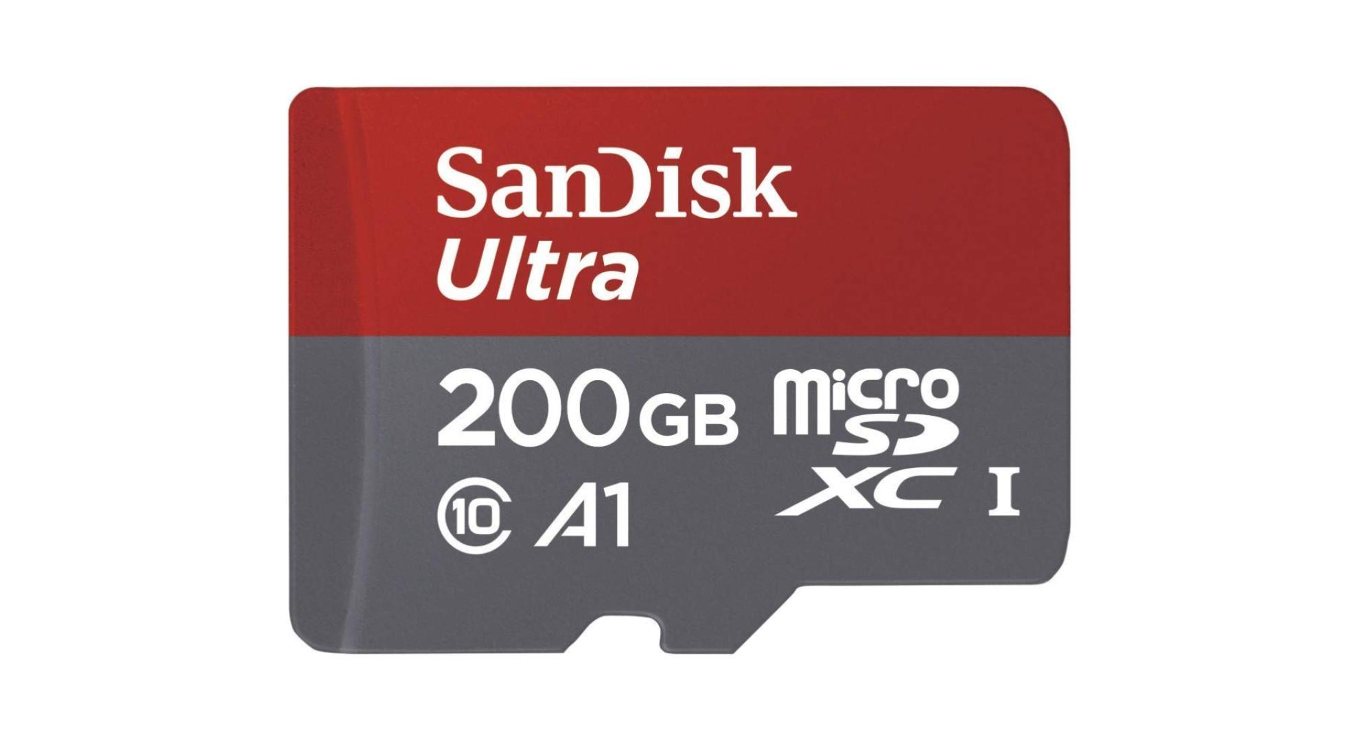 La Carte Microsd De 200 Go à 2998 Euros Pour Votre Switch
