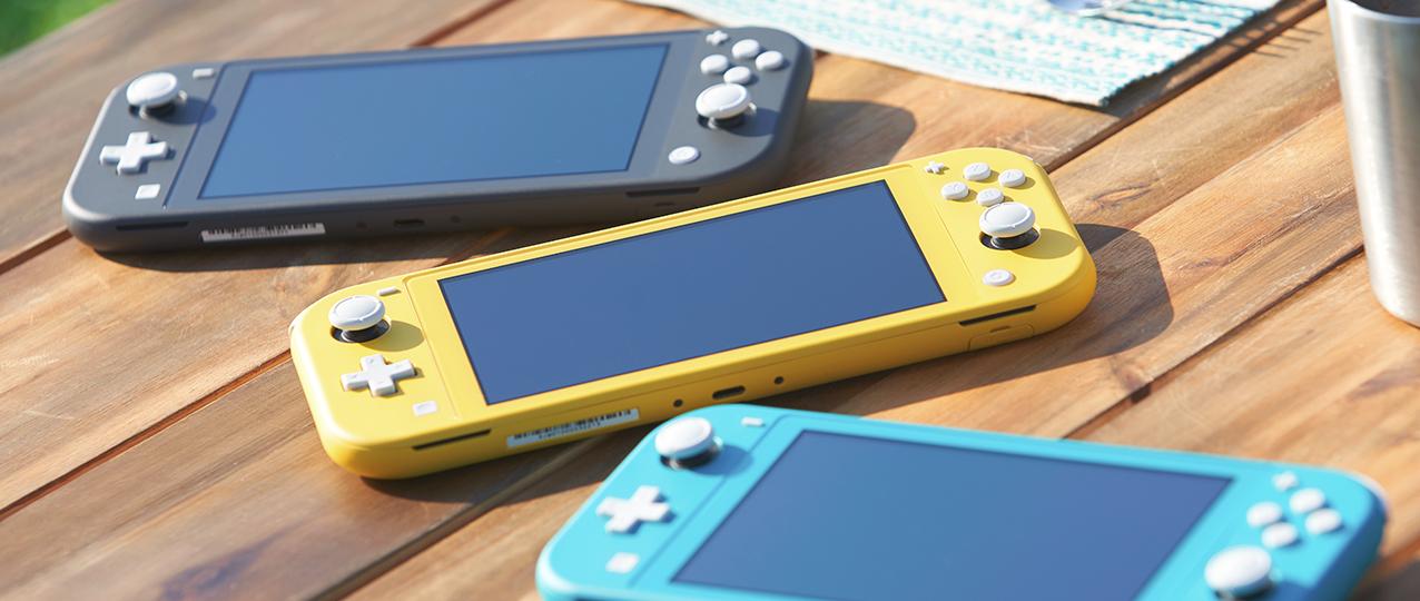 Nintendo Switch Lite officialisée : prix et date de sortie de la nouvelle console portable et colorée