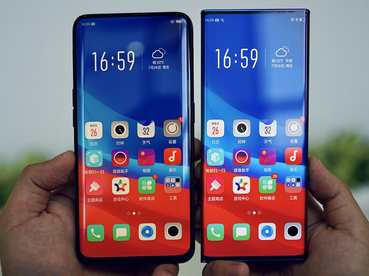 Oppo présente son écran 21:9 complètement renversant pour smartphone