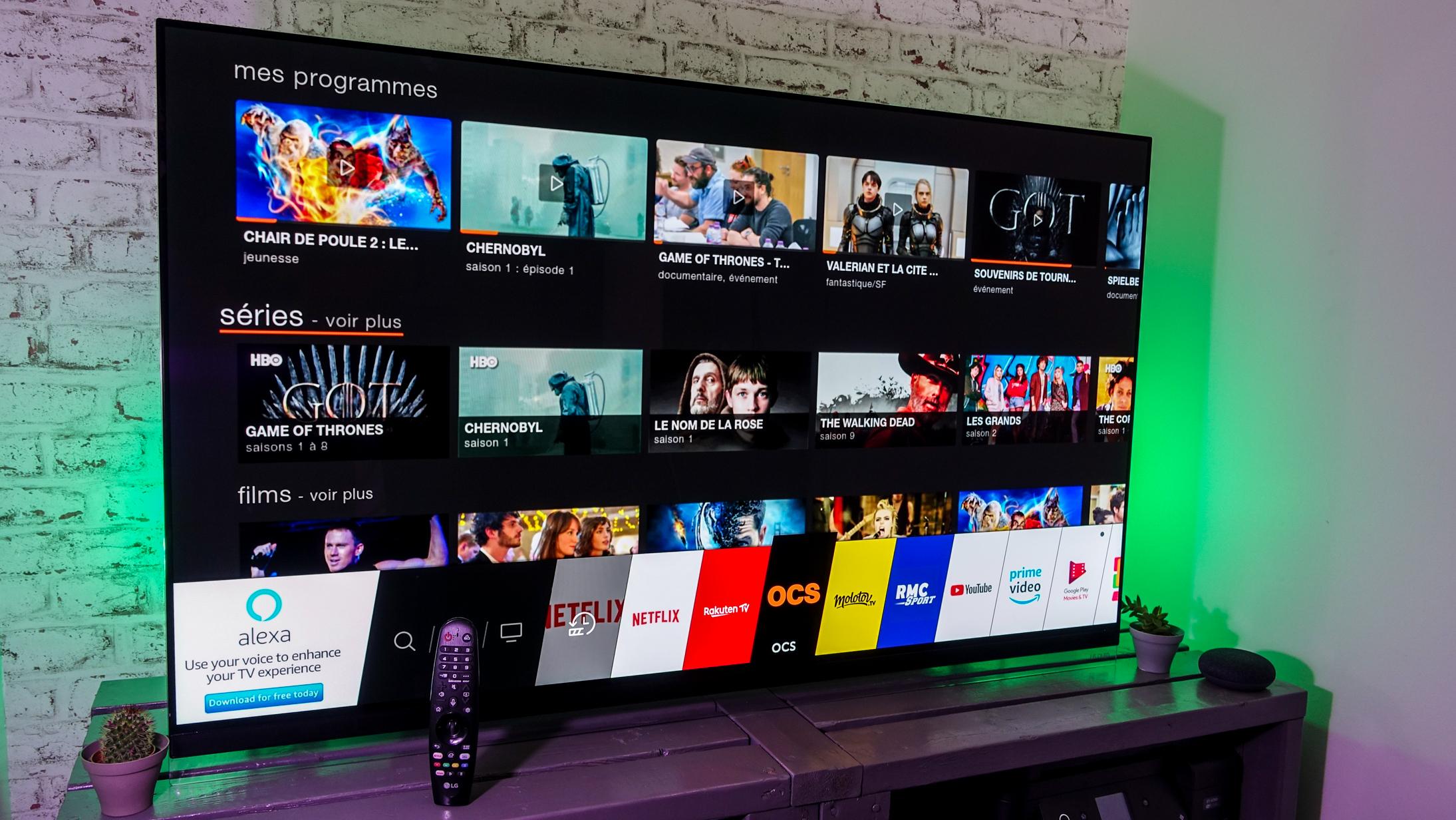 Choisir Sa Tv En Fonction De La Distance comment bien choisir son téléviseur ?