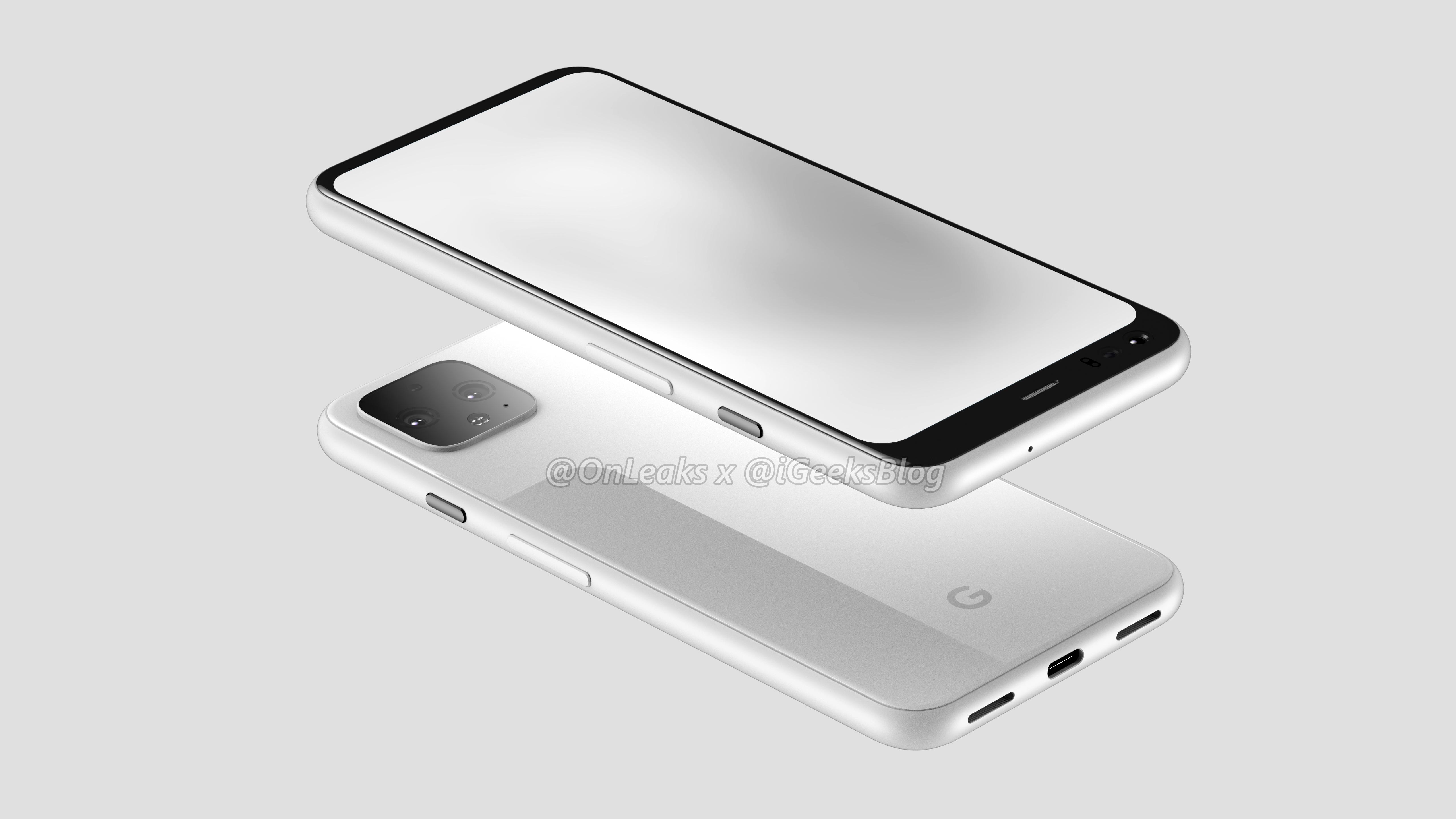 Les Google Pixel 4 seraient dévoilés le 15 octobre prochain