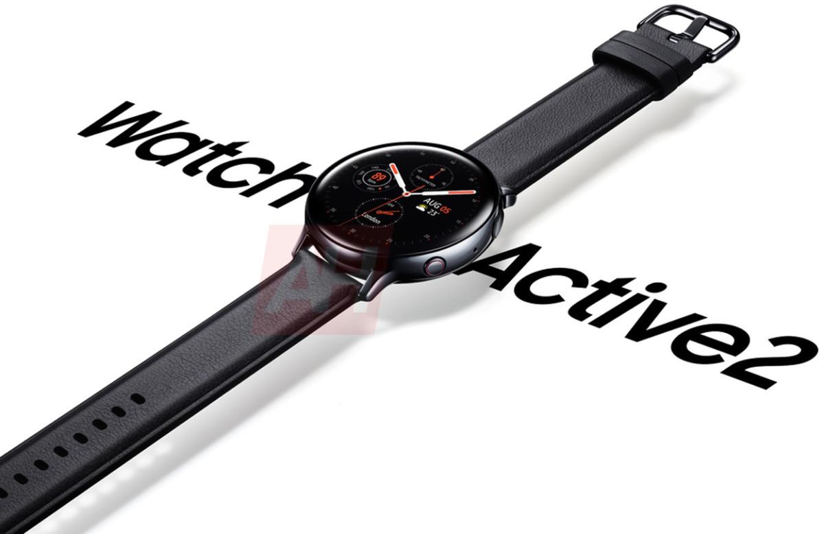 Samsung Galaxy Watch Active 2 : les dernières informations avant sa sortie