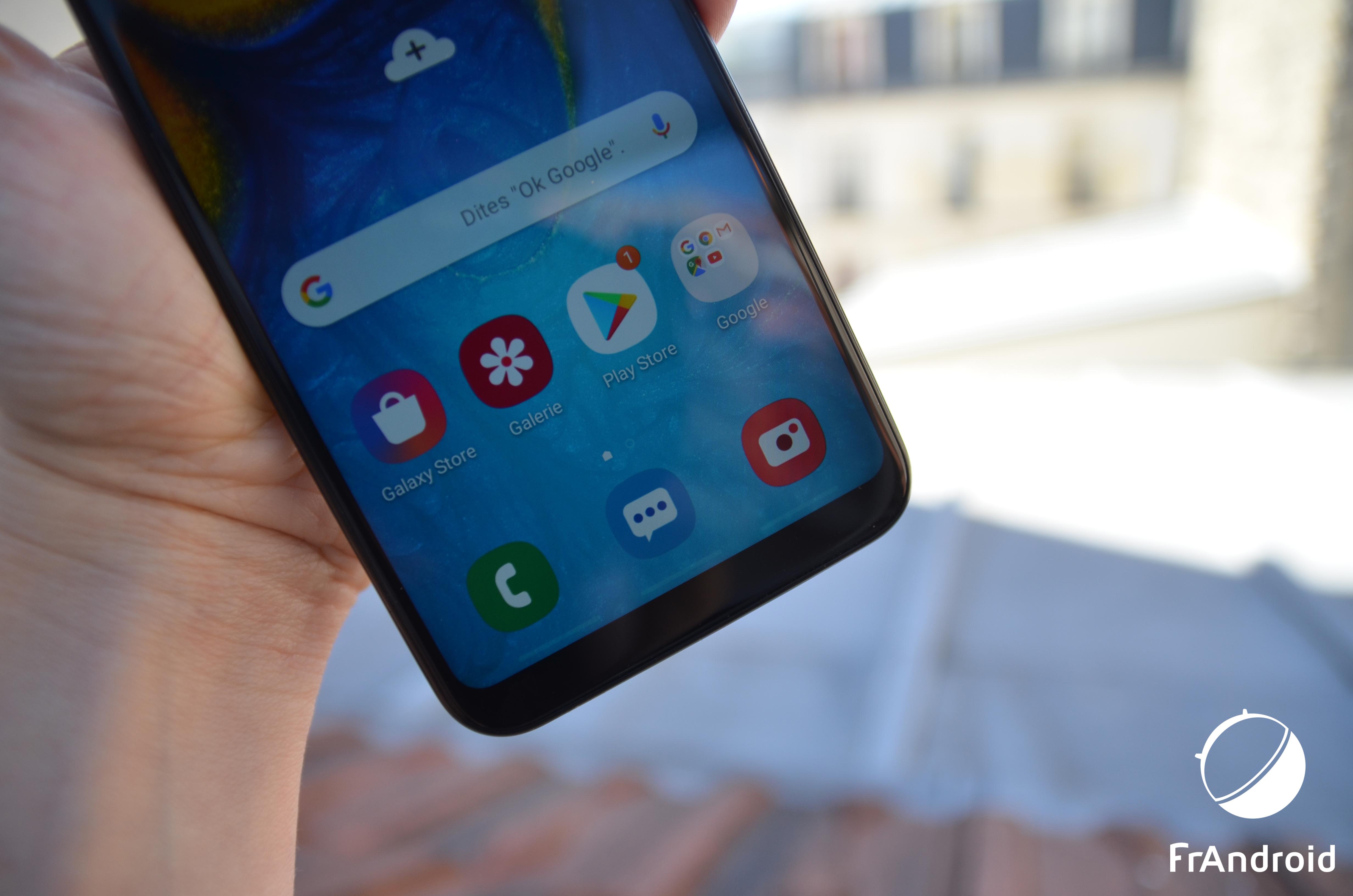 Samsung déploiera très bientôt le RCS sur son application SMS/MMS