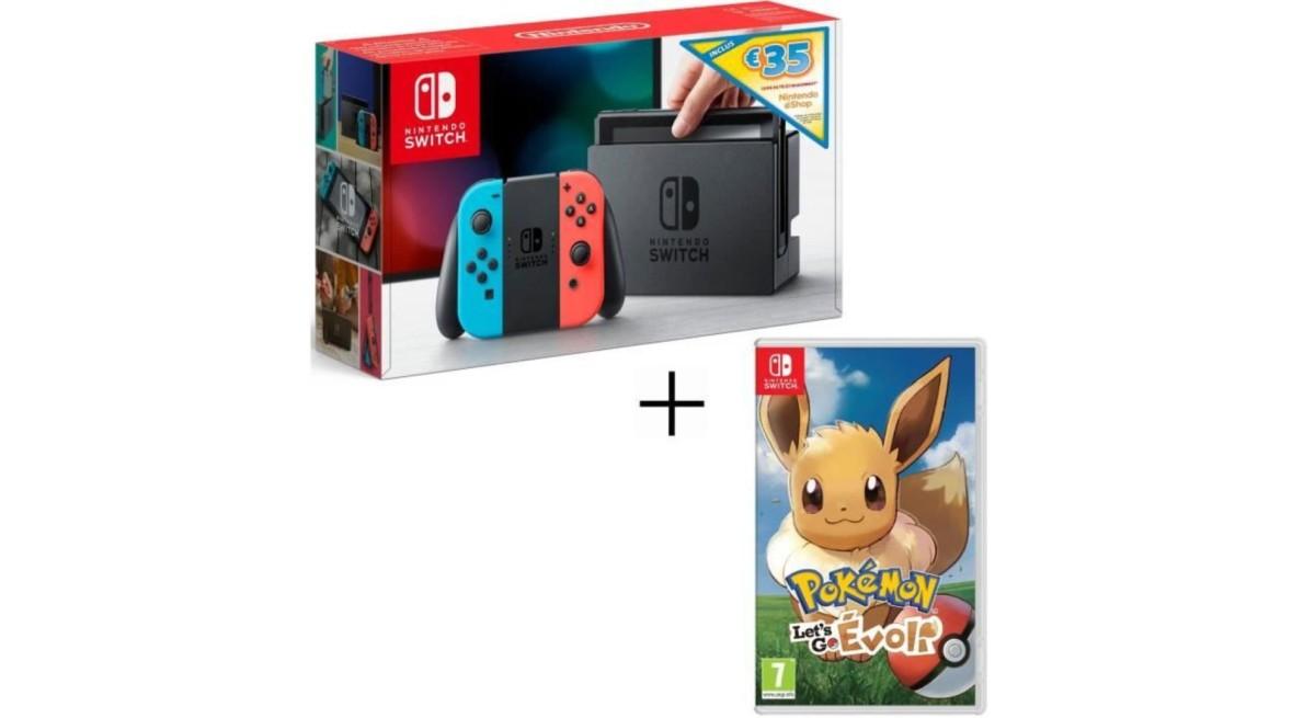 Tout simplement la meilleure offre des soldes 2019 pour la Nintendo Switch !