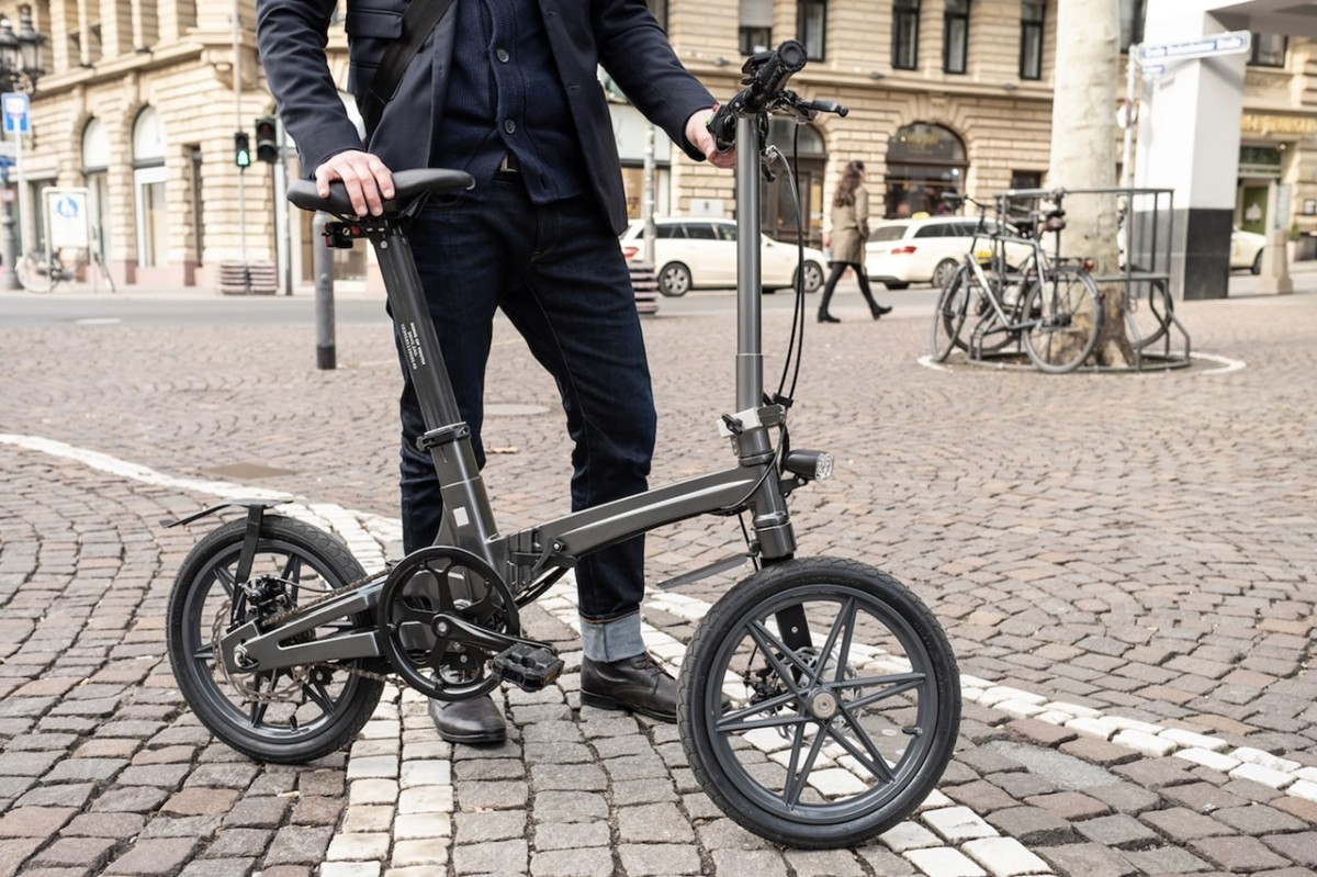 The One : le « vélo électrique le plus léger du monde » débarque cet été