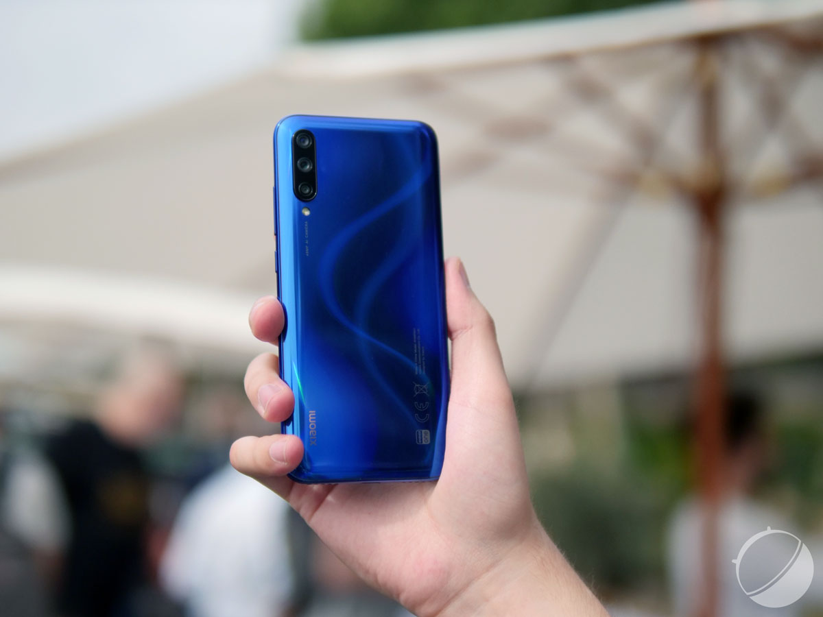 Xiaomi Mi A3 : notre prise en main en photos