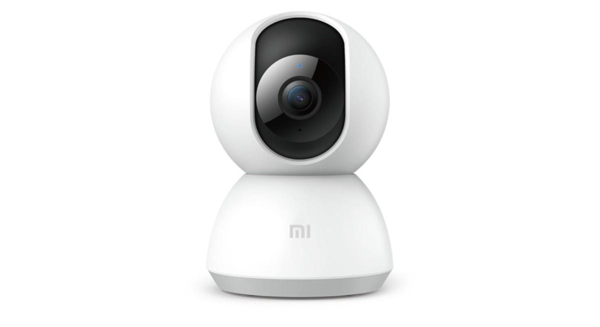 Xiaomi Mi Home : la plus abordable des caméras de sécurité passe à 34 euros