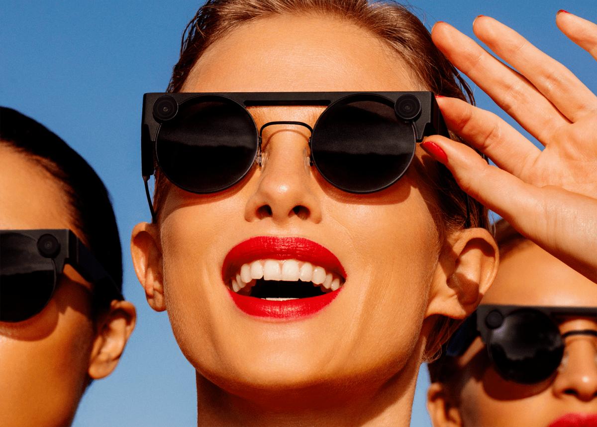 Spectacles 3 de Snapchat officialisées : des lunettes haut de gamme à 370 euros