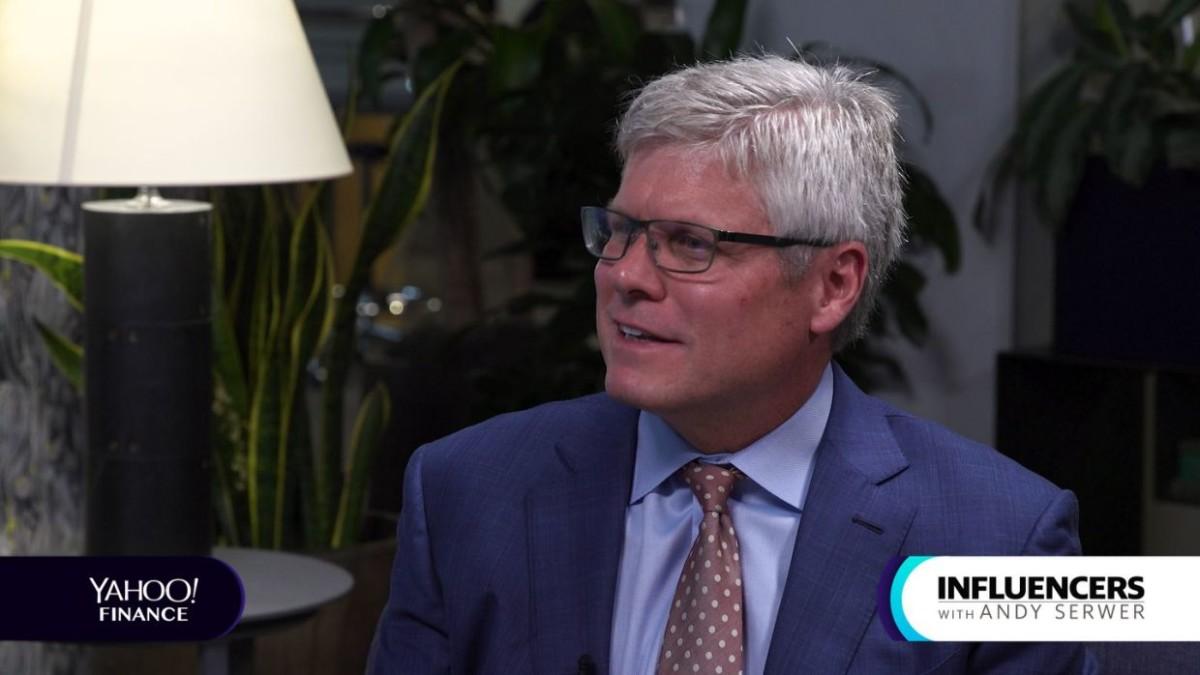 Steve Mollenkopf, PDG de Qualcomm