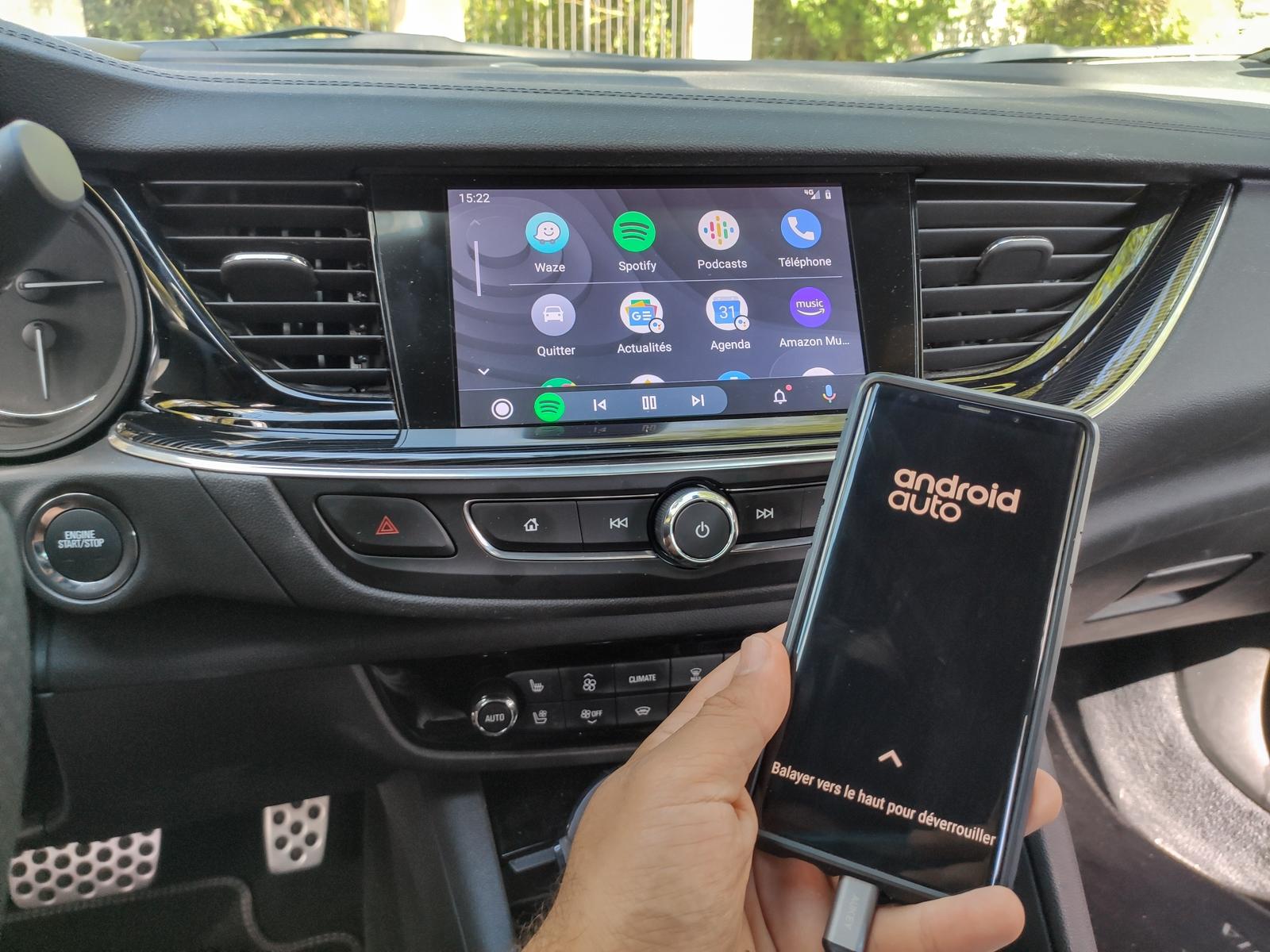 Android Auto : on a testé la nouvelle interface multimédia embarquée… et c'est (bien) mieux