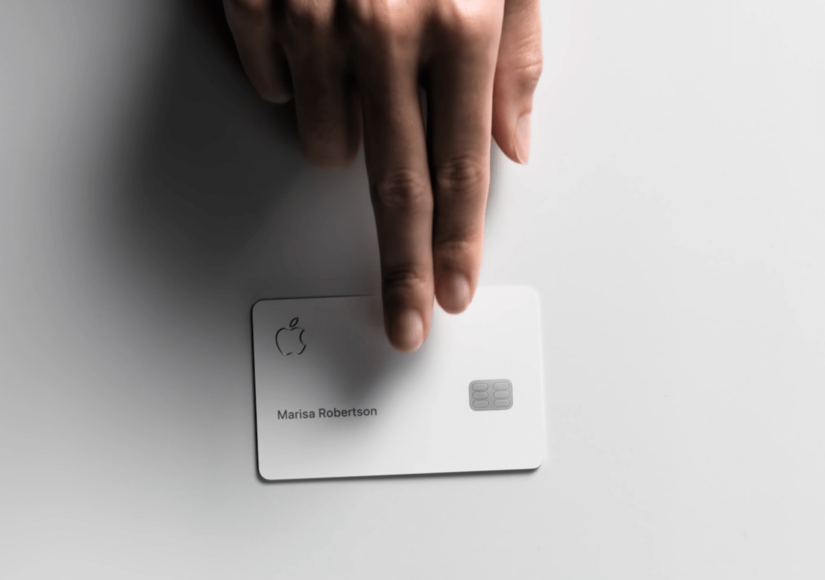 The Apple Card available today in the United States, how does it work?