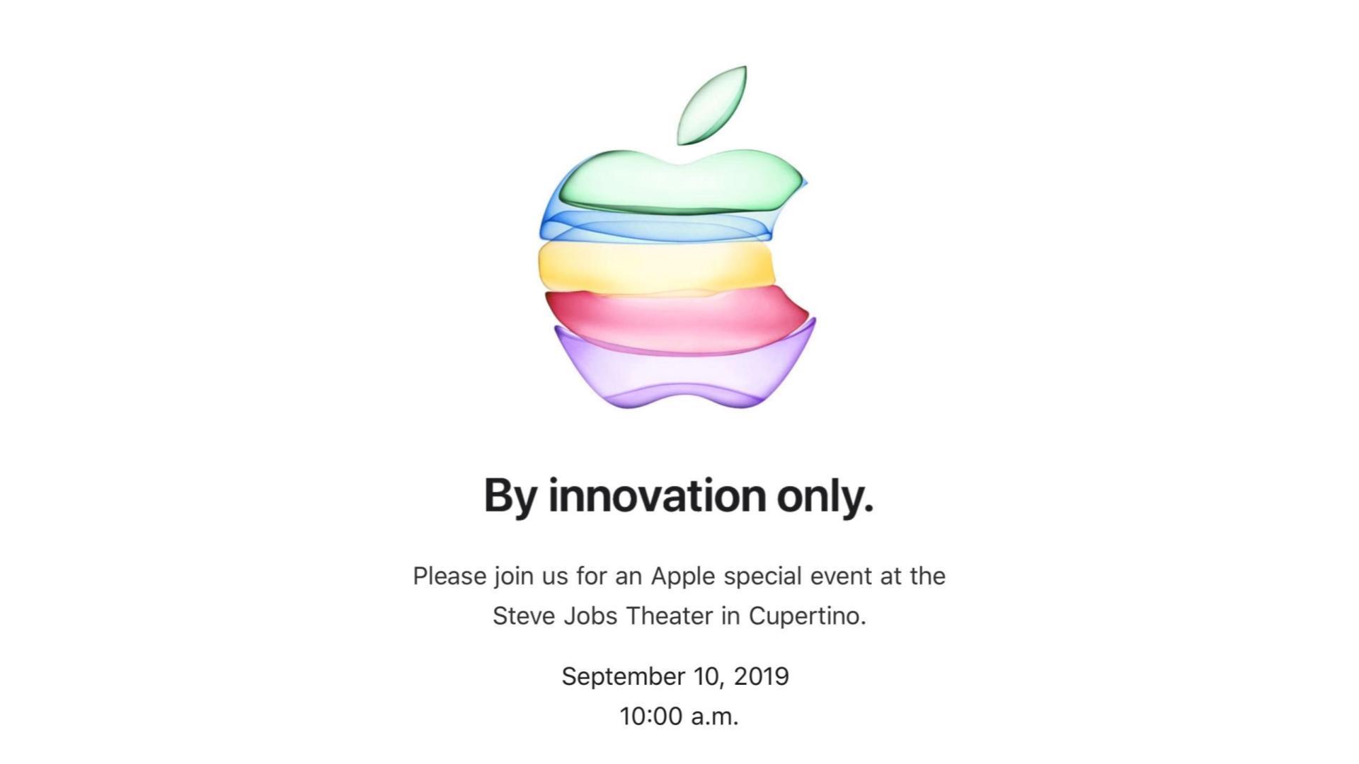 Apple devrait dévoiler une nouvelle gamme d'iPhones le 10 septembre prochain