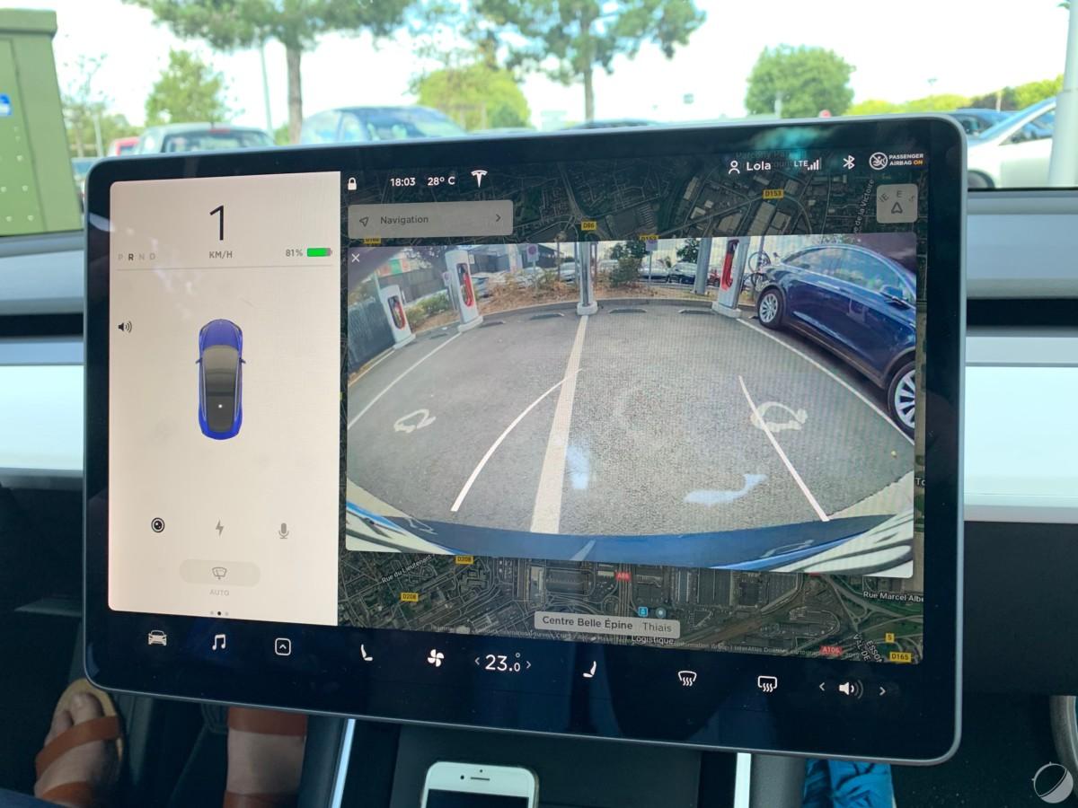 c tesla model 3 frandroid img 1034 1200x900 - O Tesla Mannequin 3 é um objeto tecnológico: descubra sua interface e seus gadgets - FrAndroid