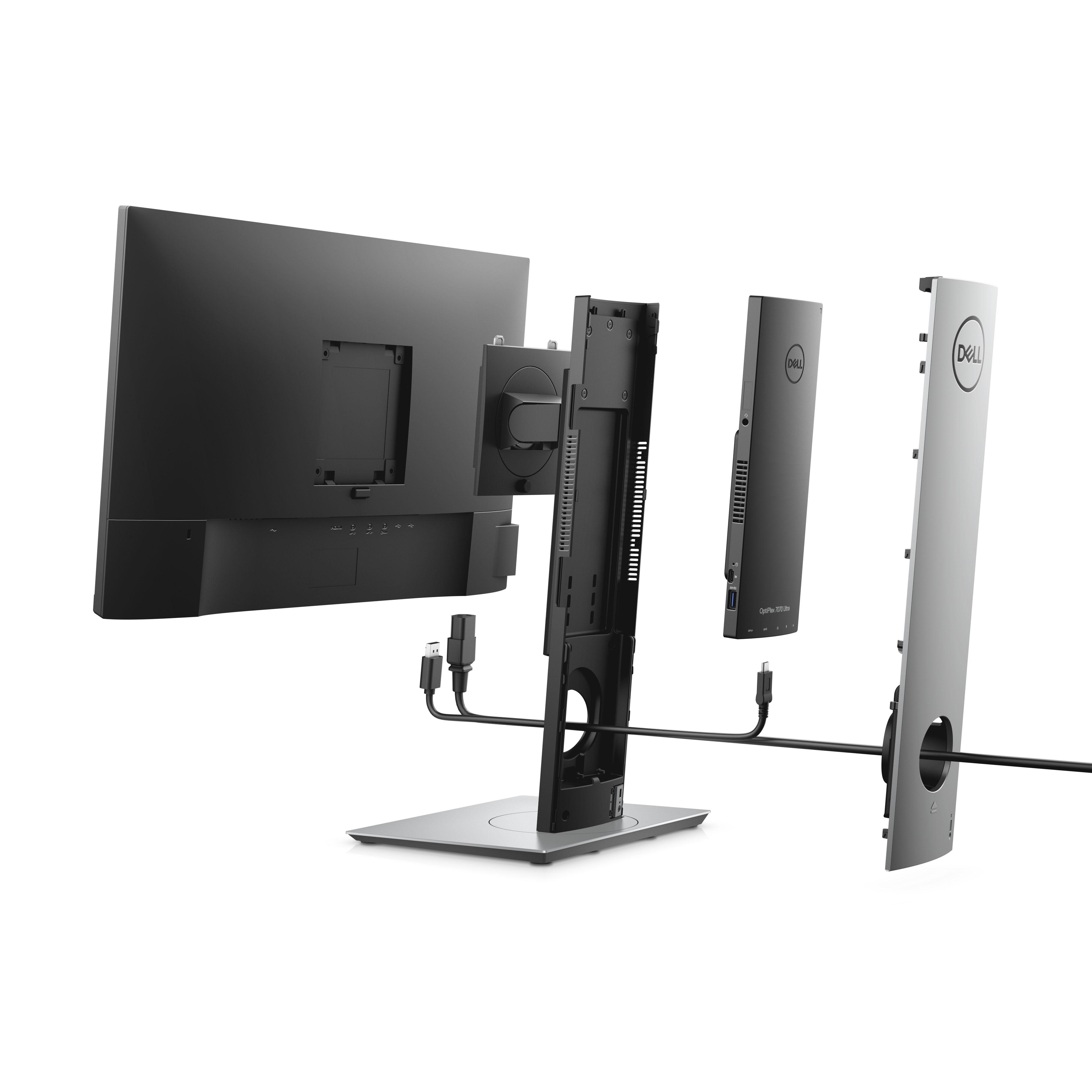 Un PC tout-en-un modulaire et minimaliste : voici le Dell OptiPlex 7070 Ultra