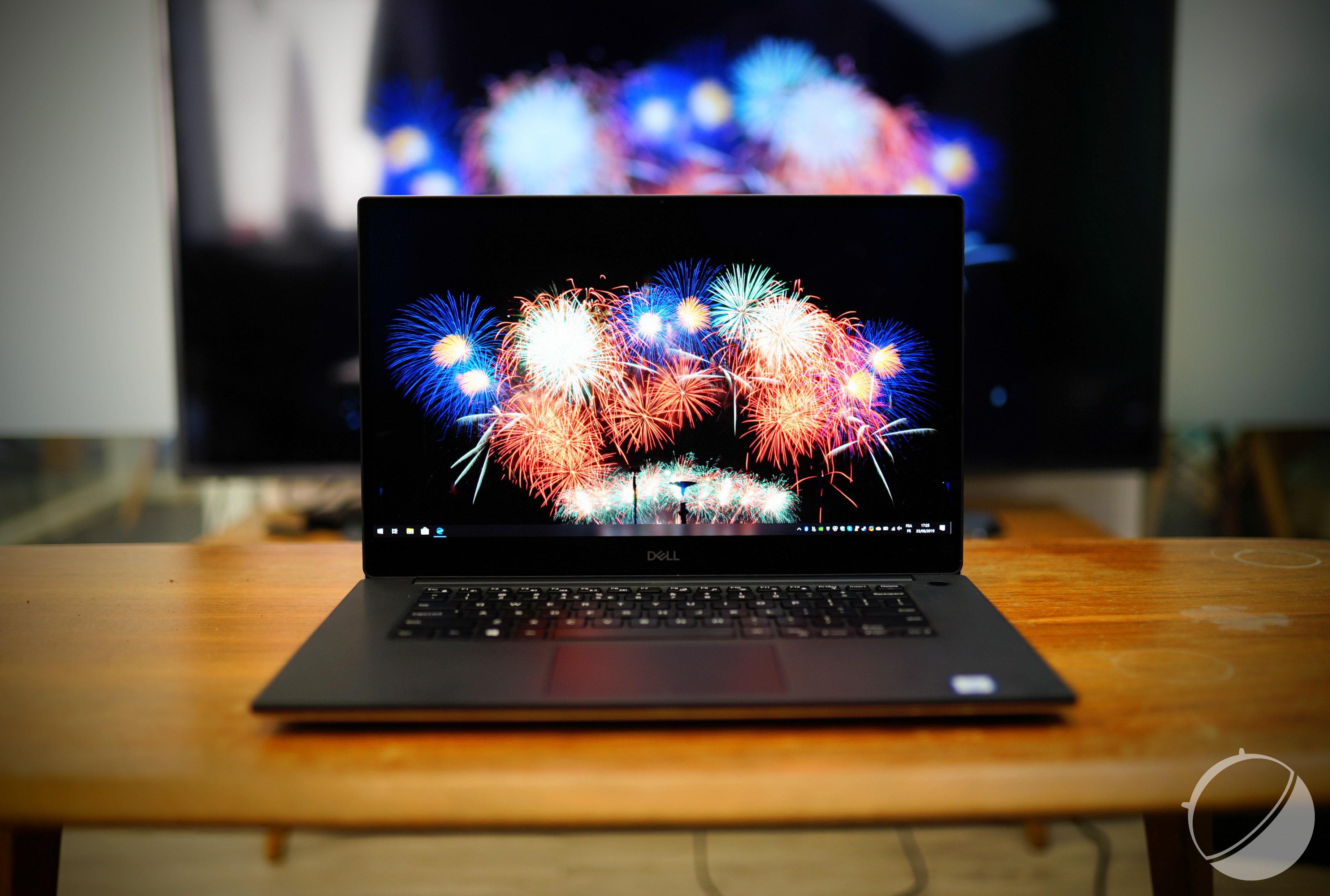 Le Dell XPS 15 intègre un écran OLED