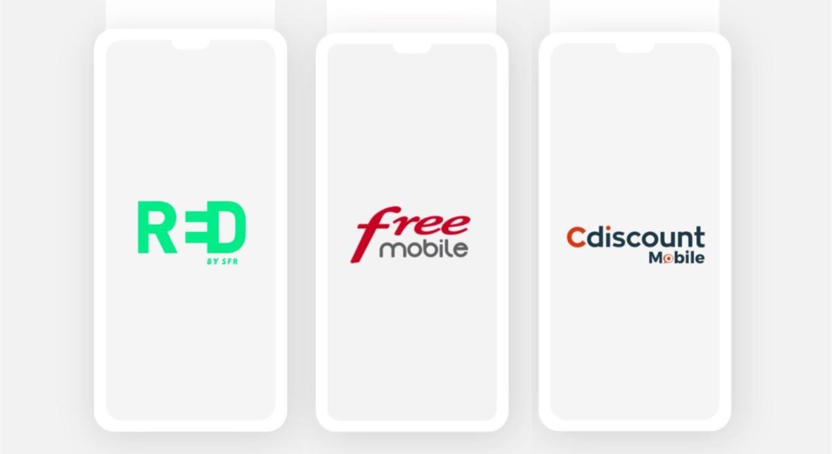 Forfait mobile : derniers jours pour profiter des offres RED, Free et Cdiscount
