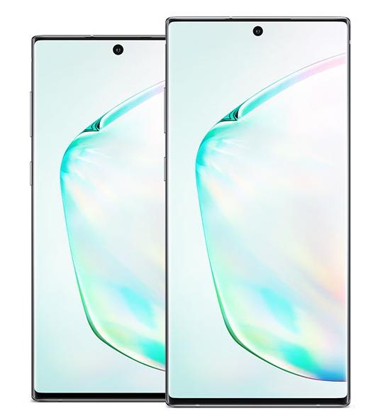 Samsung Galaxy Note 10 et Note 10+ officialisés : design, caractéristiques, prix et précommandes