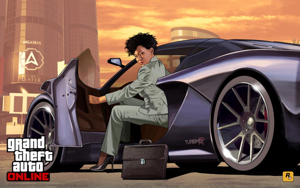Le célèbre jeu de gangsters Grand Theft Auto. Crédit : Rockstar Games