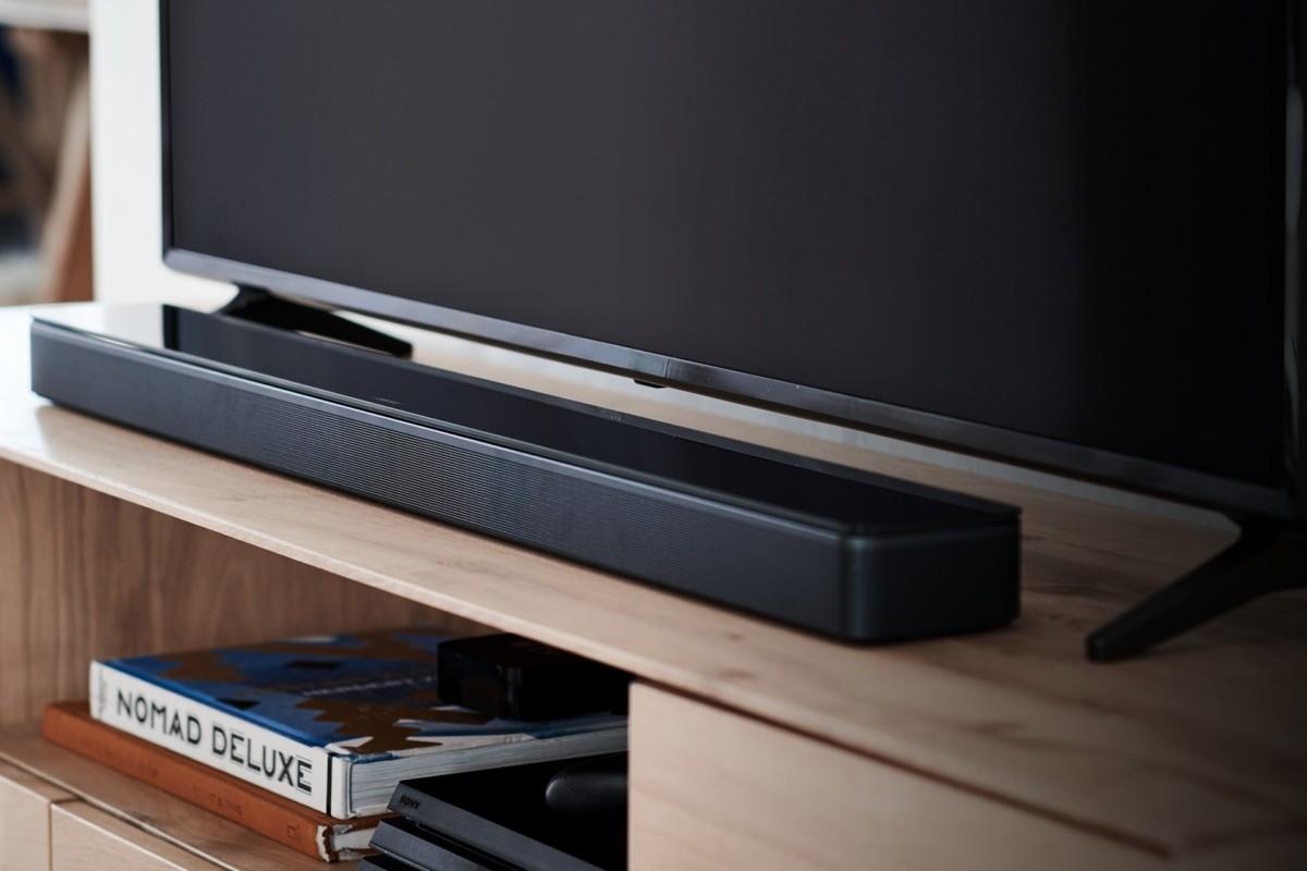 Image: La Soundbar 700 de Bose / Bose