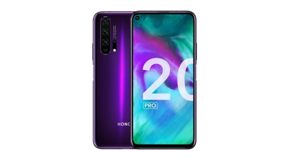 Offre de lancement : 100 euros de réduction pour le Honor 20 Pro… et le Honor 20