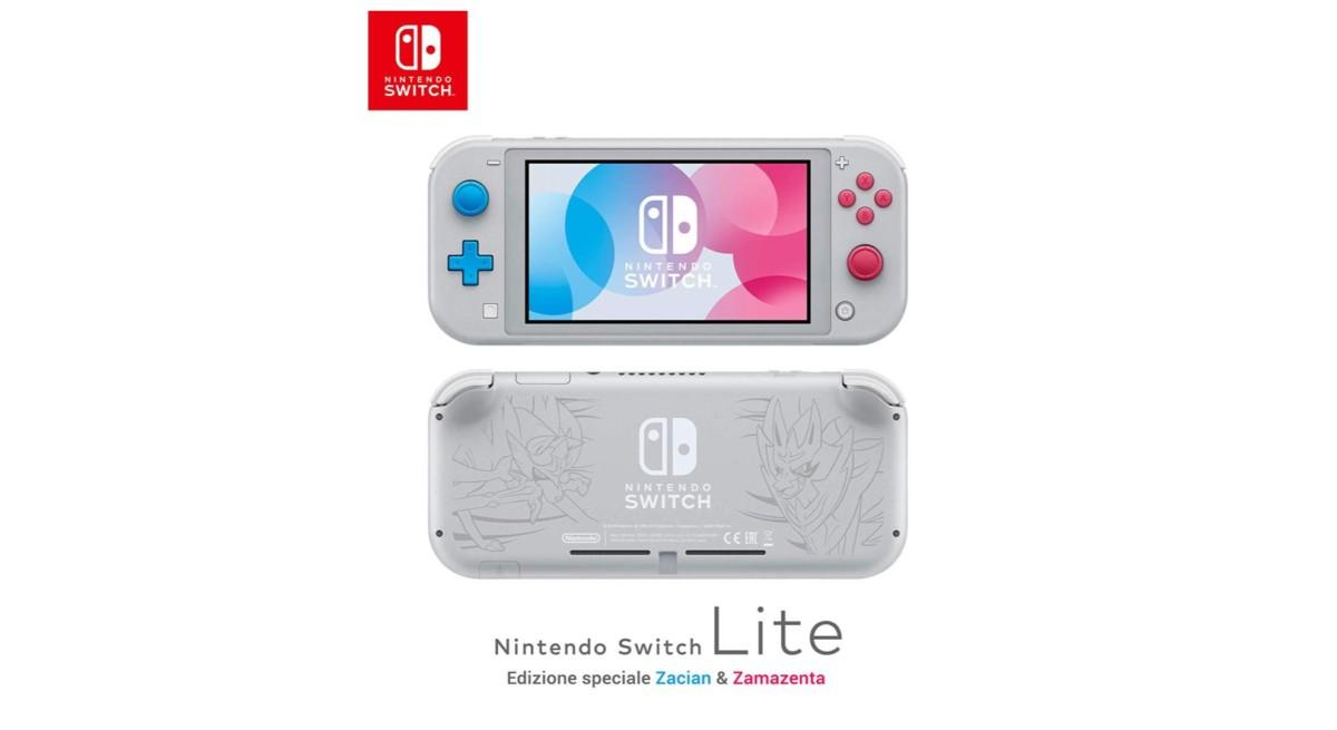 La Nintendo Switch Lite coûte 199 euros, un peu plus pour l'édition spéciale Pokémon