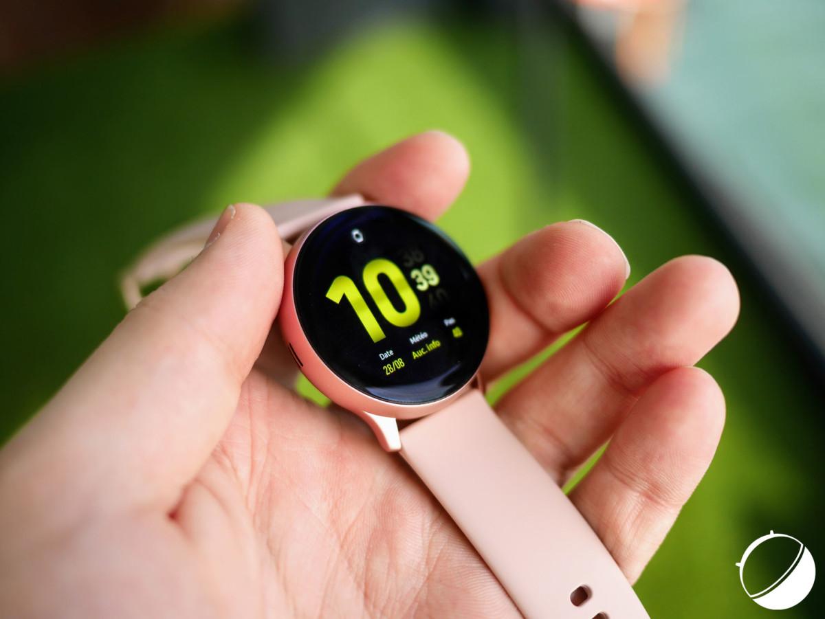 La Samsung Galaxy Watch Active2