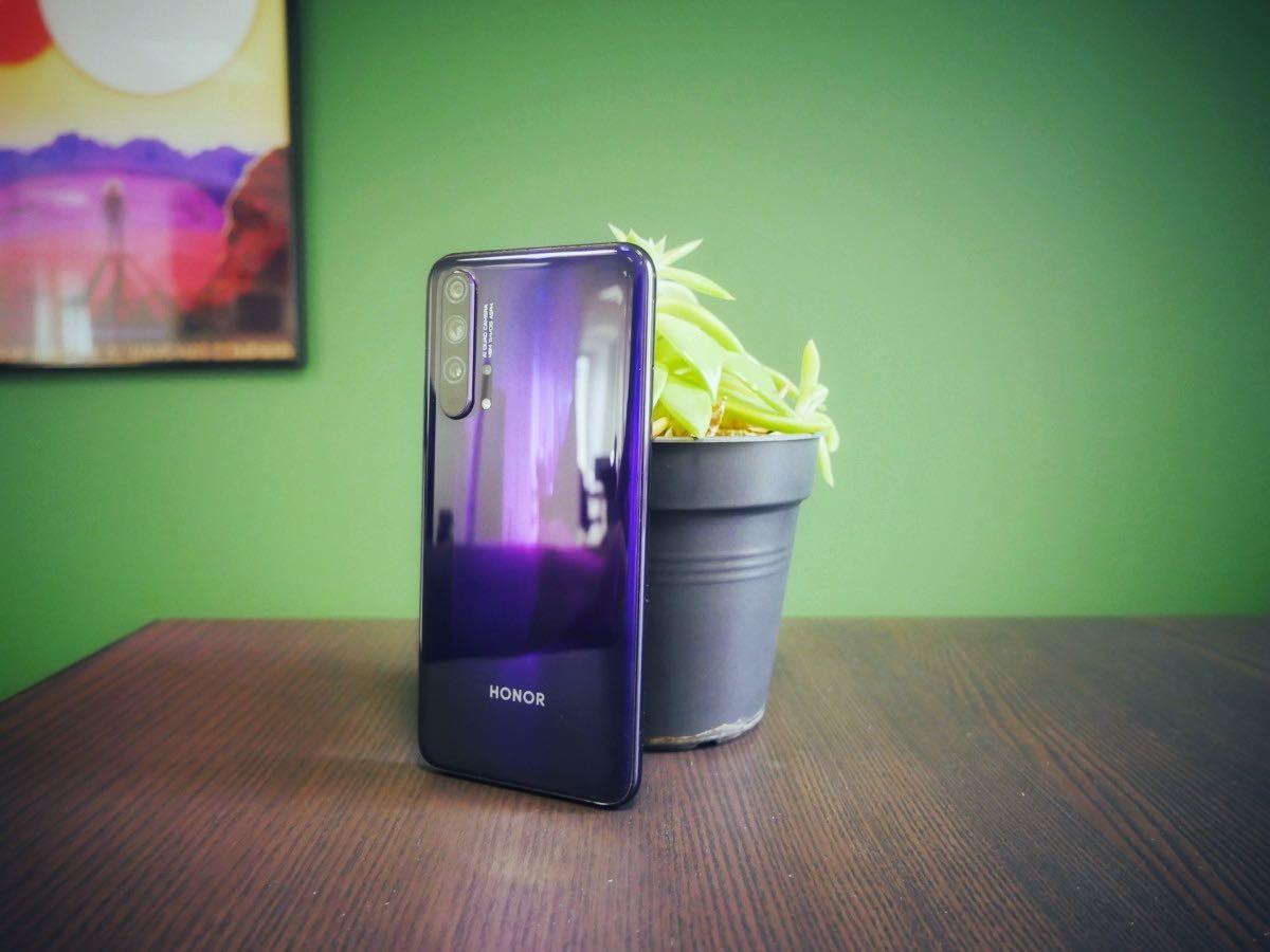 Honor 20 Pro : voici ce dont sont capables ses 4 capteurs photo