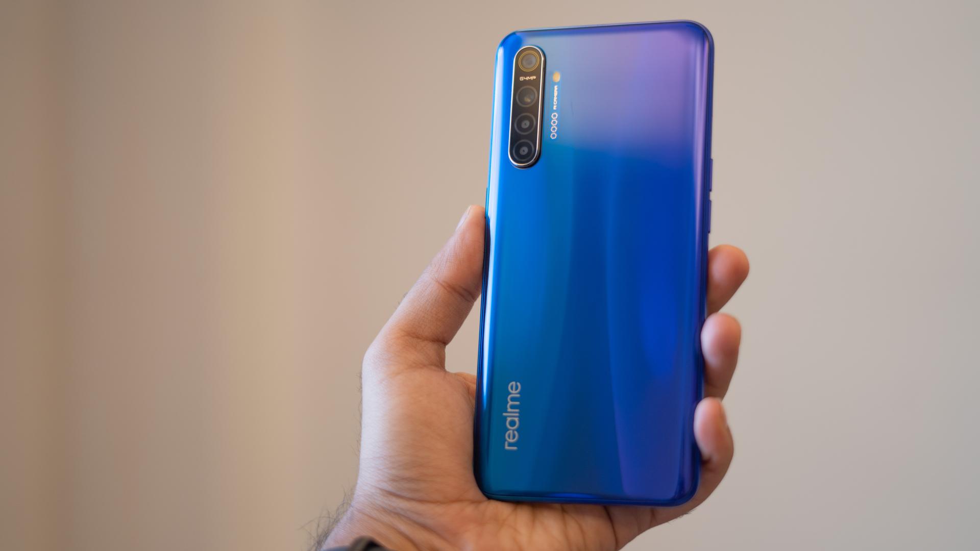 Realme XT officialisé avec le premier capteur 64 mégapixels du marché