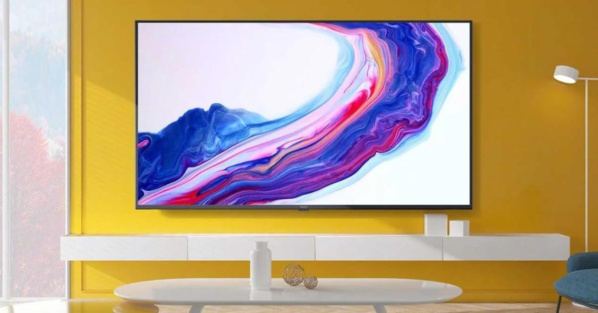 La première Xiaomi Redmi TV annoncée : ses caractéristiques et son prix