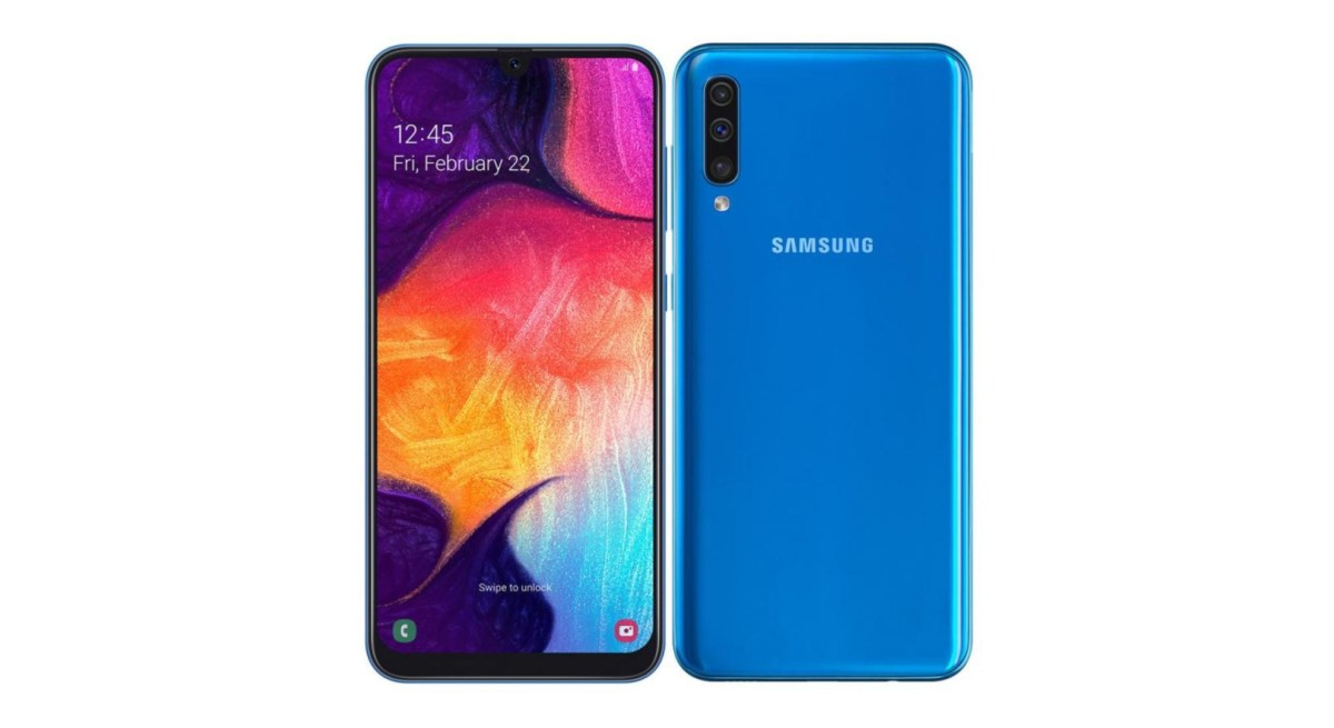 Le Samsung Galaxy A50 descend à 230 euros, encore moins cher que le A40