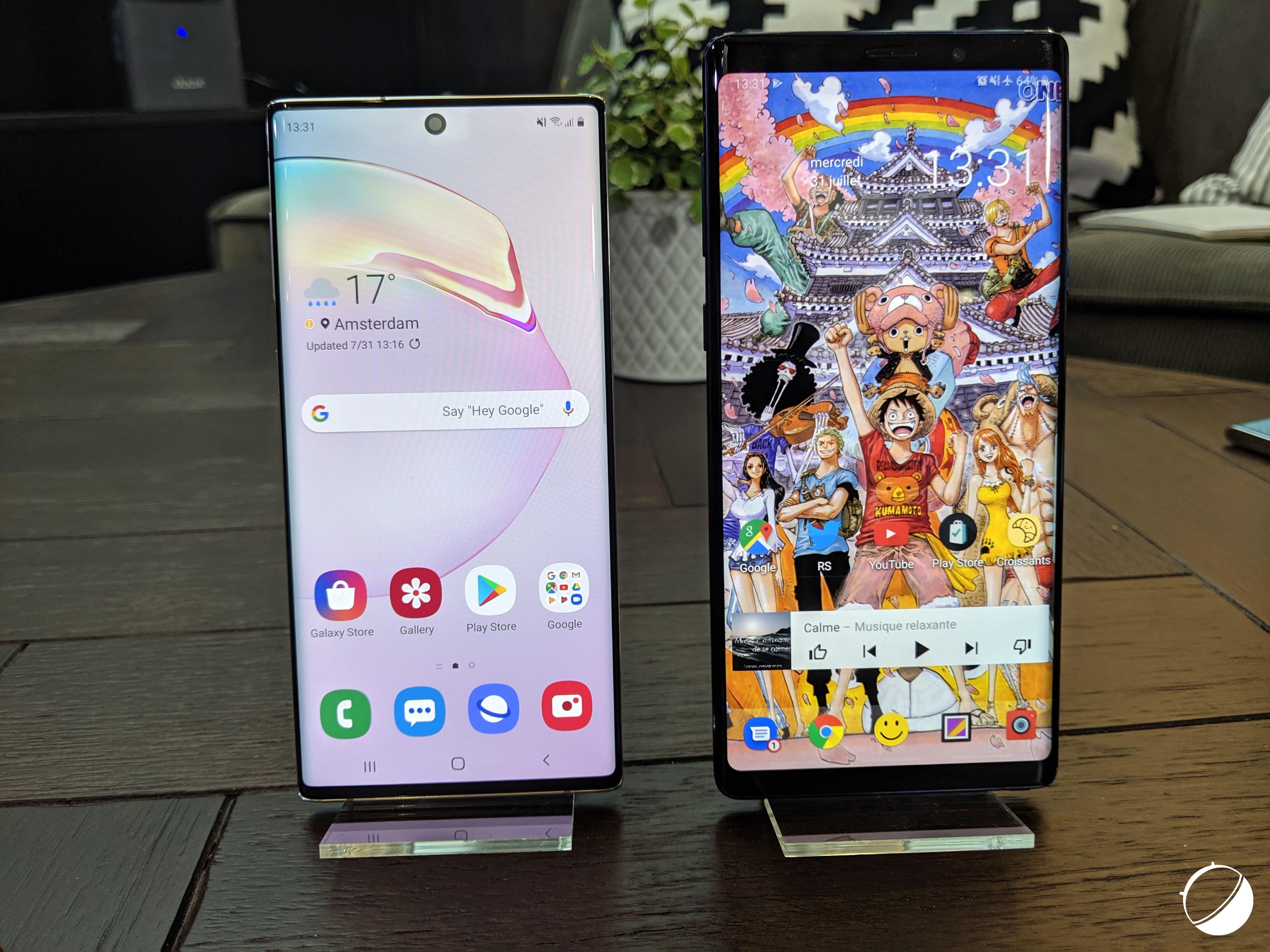 C'est officiel, le Galaxy Note 10 sera annoncé le 7 août prochain