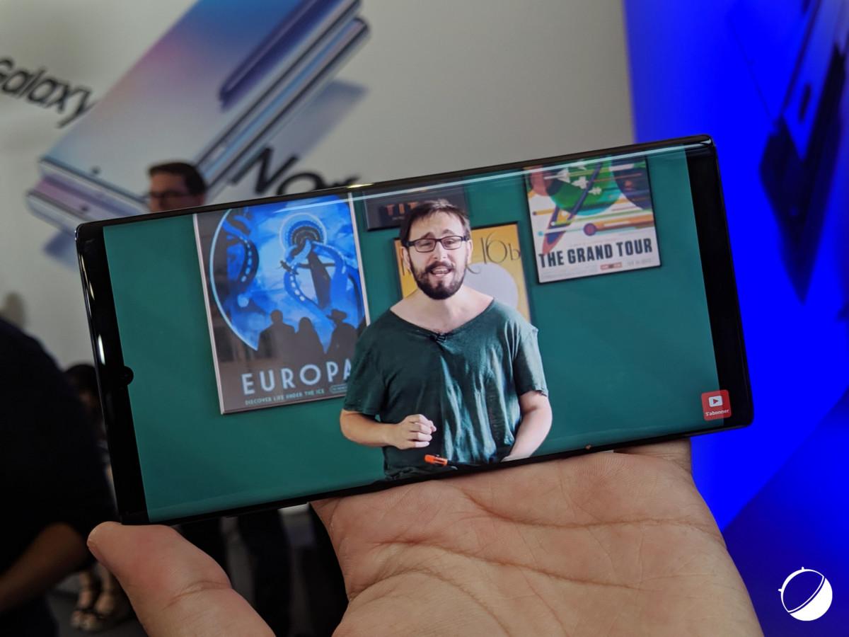 Le Galaxy Note10+