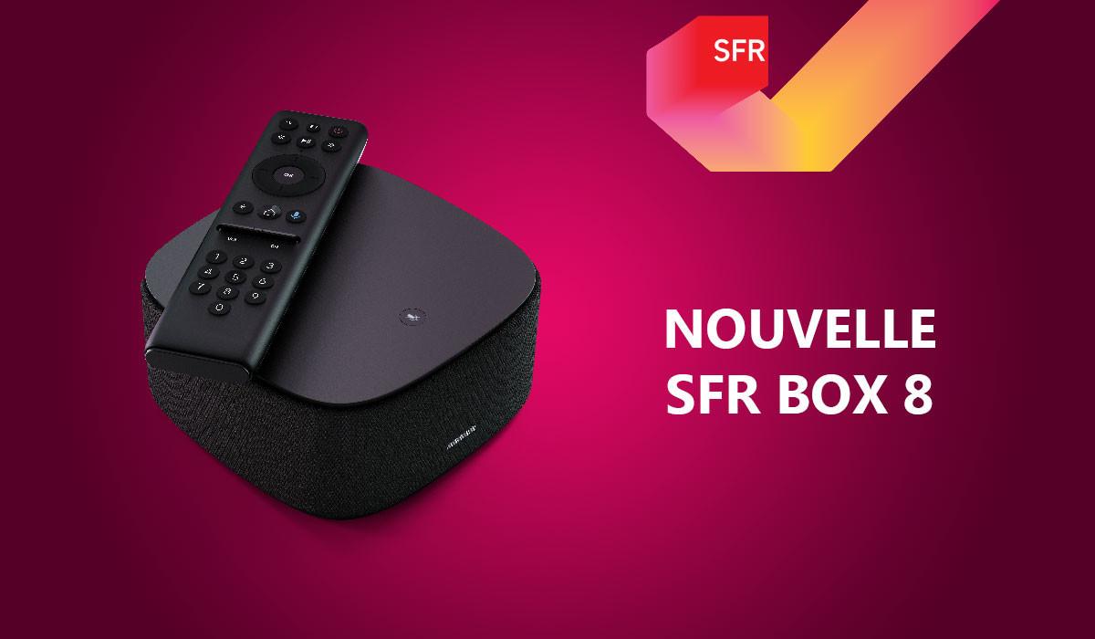 SFR Box 8 Xperience : quand la nouvelle box de SFR fait le plein de nouvelles technologies