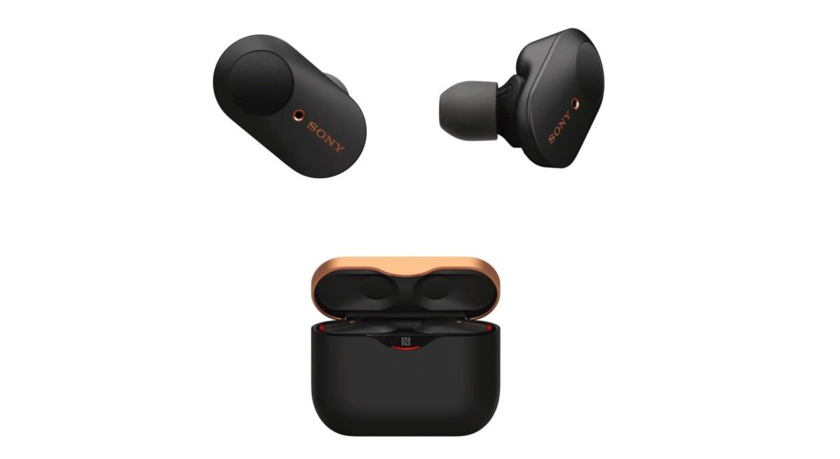 Les écouteurs sans fil Sony WF-1000XM3 descendent déjà à 199 euros sur Amazon