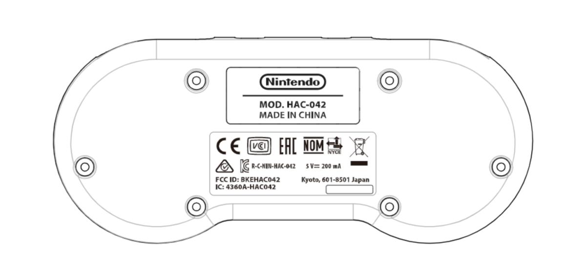 Nintendo Switch : une manette et des jeux SNES semblent en approche