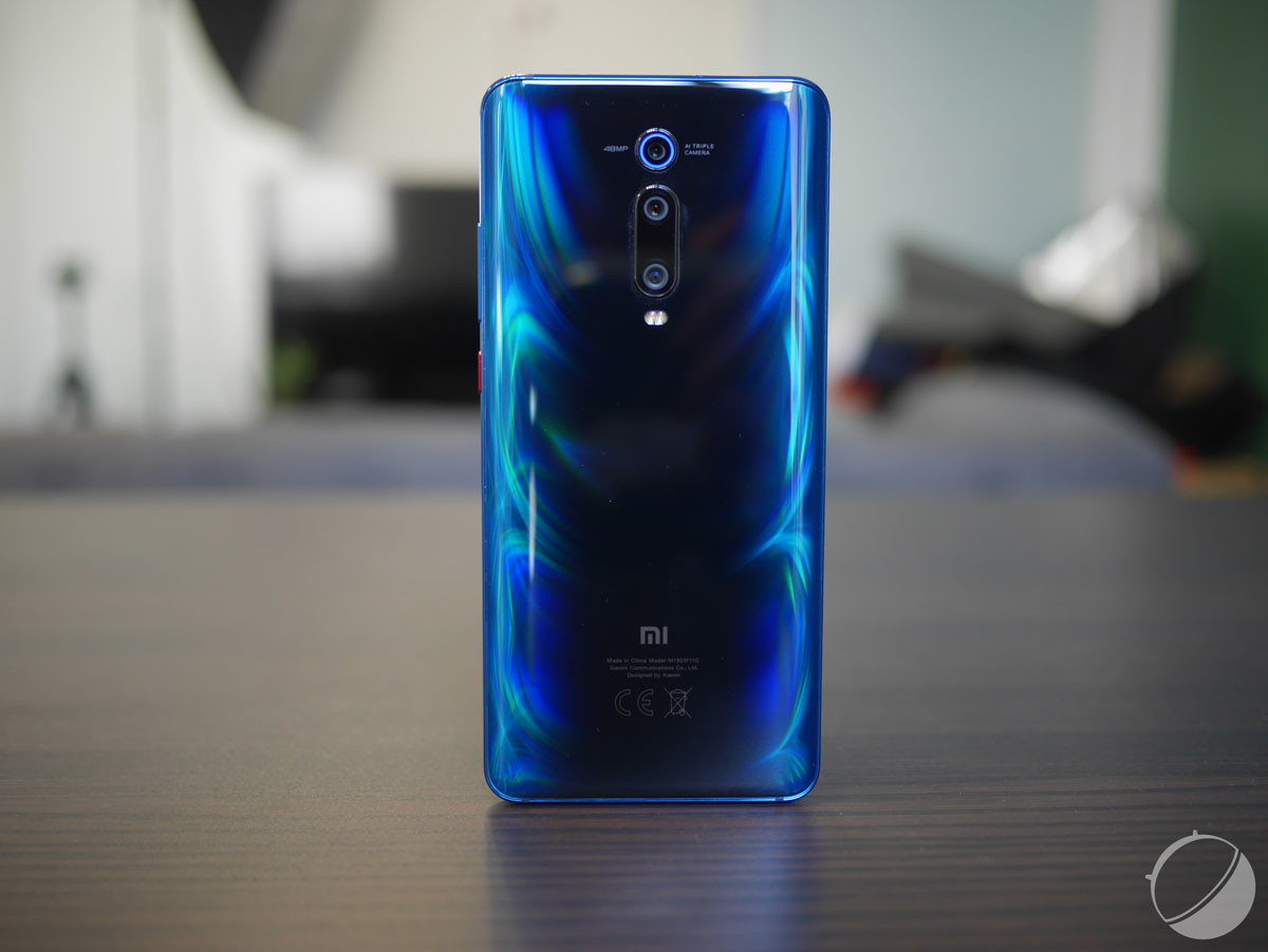 Le Xiaomi Mi 9T Pro.
