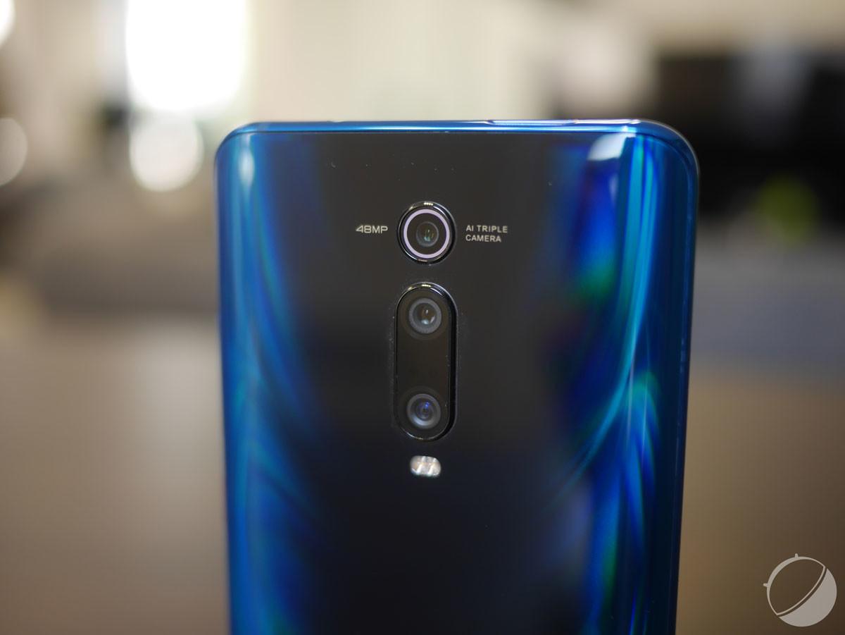 Le Xiaomi Mi 9T Pro, doté de l'IMX586
